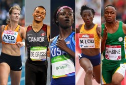 Top 10 World Sprinters to look out for in 2017 (Part 1)