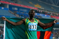 Zambia's Sydney Siame clocks 100m WL of 9.87s