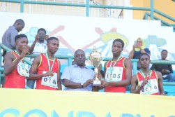 Winners emerge as curtain falls on Lagos Secondary School Relays