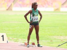 MoC's Glory Nyenke qualifies for African Junior Championships