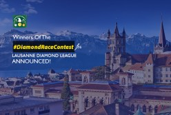 Team TobiAmusan wins Lausanne Diamond Race Contest