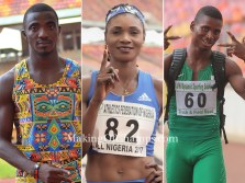 Arowolo, Okon-George & Nathaniel win titles at National Championships