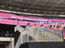Eroton E & P sponsors Making of Champions' coverage of IAAF World Championships in London!