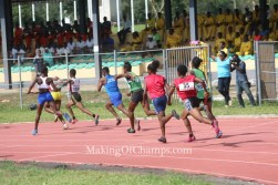 Athletics Day 5 Review at 2017 National Youth Games