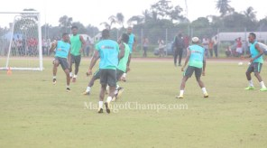 2018 World Cup qualifiers, Zambia, Nigeria,