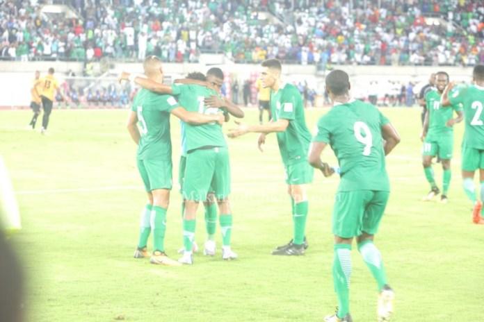Nigeria 1-0 Zambia