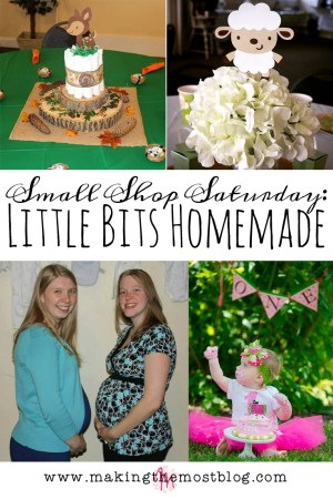 Small Shop Saturday: Featuring Little Bits Homemade