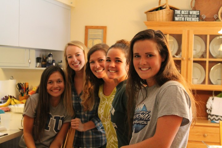 CFC girls