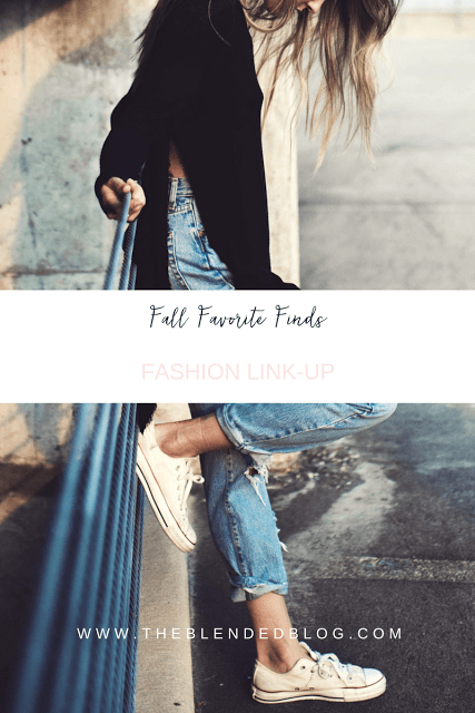 Sharing my fall fashion finds!
