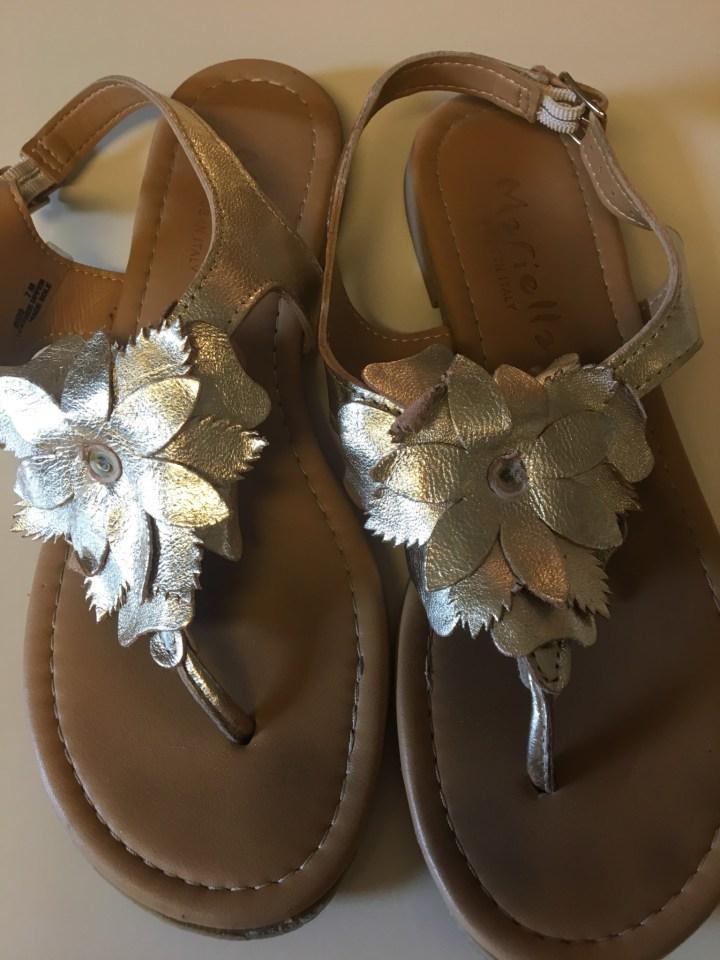 detasseled shoes