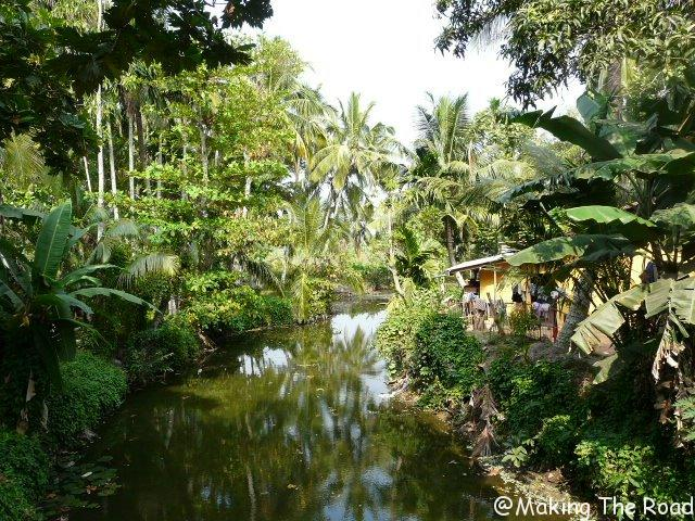 srilanka trajet Colombo Mirissa blog voyage