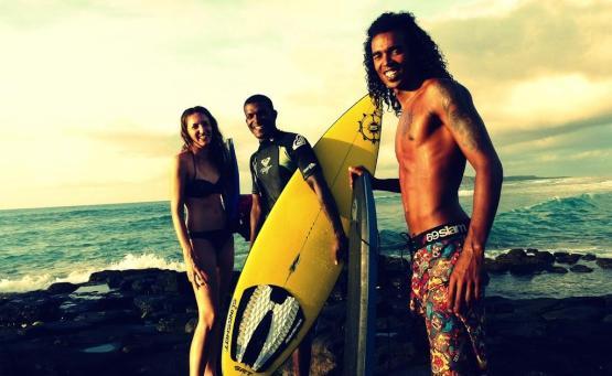 kyte surf ile maurice
