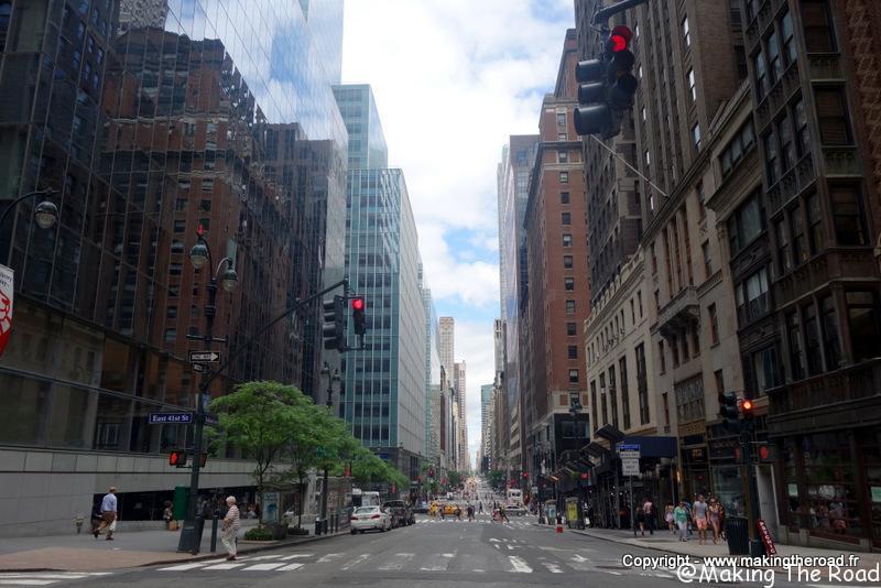 madison avenue photo circuit new york à pied idée balade