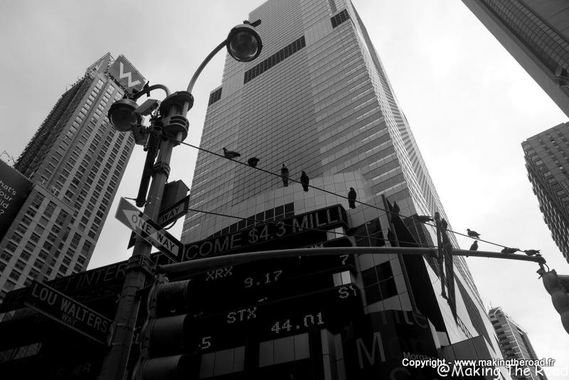 visiter new york a pied