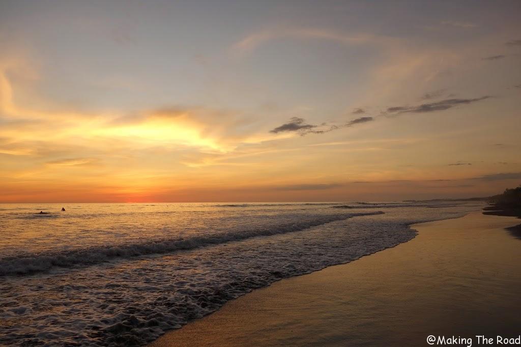 voyage au costa rica blog Playa Matapalo ferry puntarenas