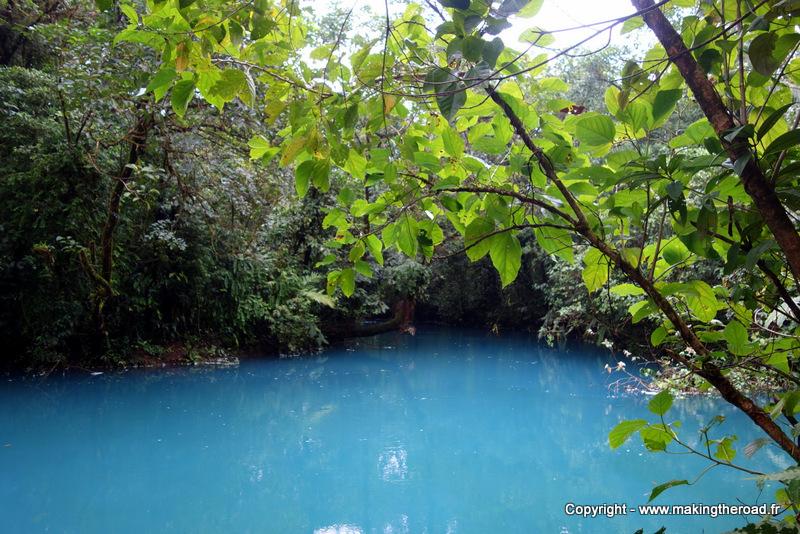 rio celeste costa rica blog voyage