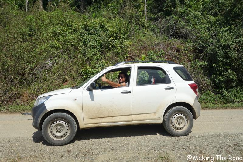 voyage 4 semaines costa rica - bahia drake - louer voiture pas chère budget 4x4