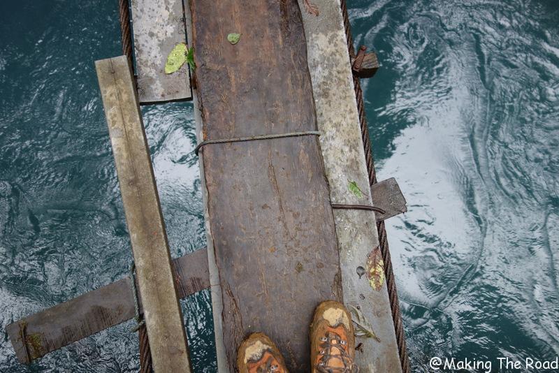 road trip Costa Rica blog 4 semaines- Rio Celeste guide conseils randonnée blog de voyage 2 semaines