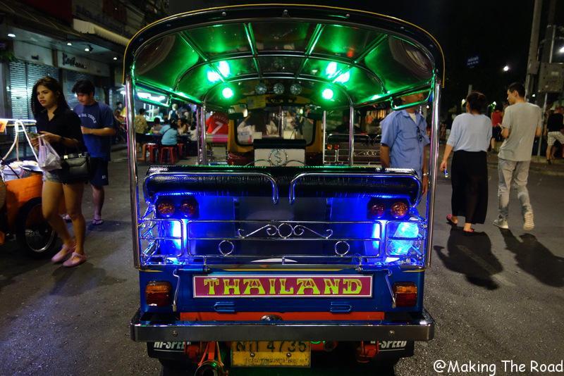 itinéraire thailande 15 jours vacances petit budget conseils blog voyage