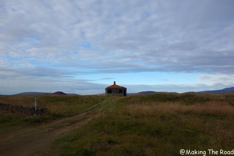 Landbrotalaug islande source chaude hot pot snaefellsnes