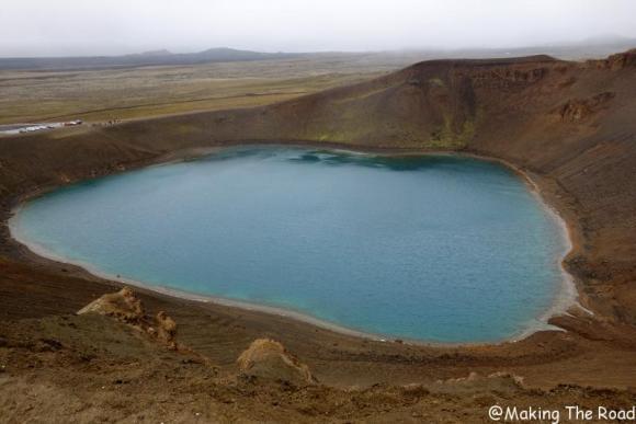 road trip islande 10 jours volcan lac blog voyage