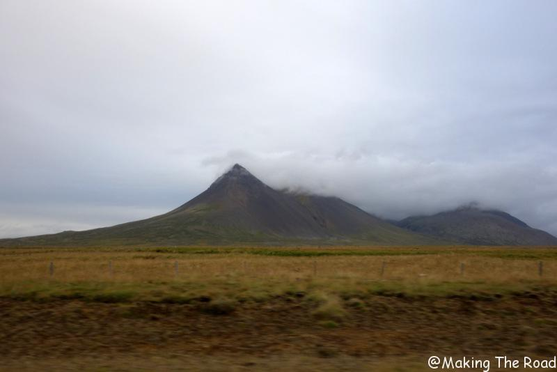 paysage islande nord road trip étapes