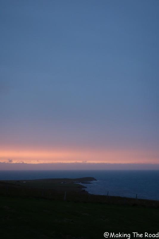 camping Grettislaug point vue islande