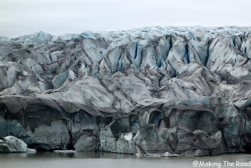 randonnée glacier flaajokull