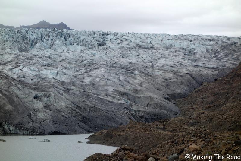 Glacier Flaajokull les plus beaux glaciers islande road trip 10 jours