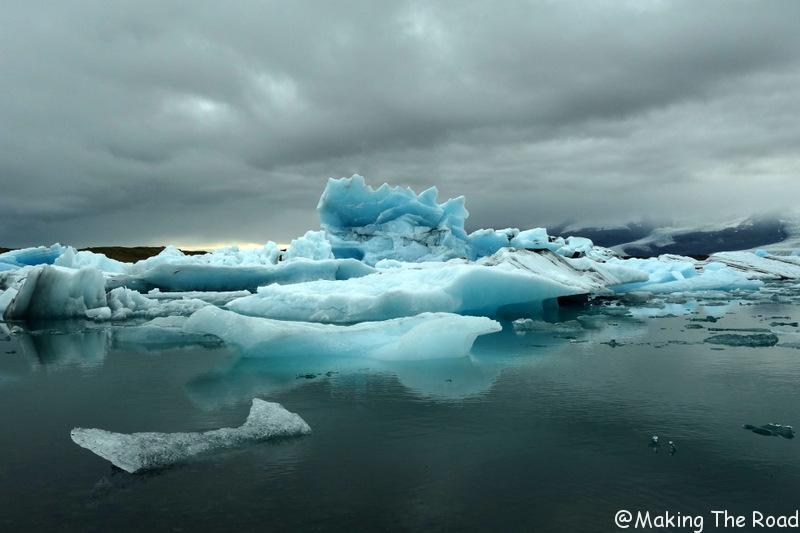 visiter Jökulsárlón islande les plus beaux glaciers