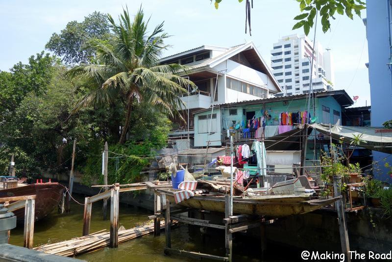thailande que voir à bangkok 1 jours hebergement itineraire depuis bangkok