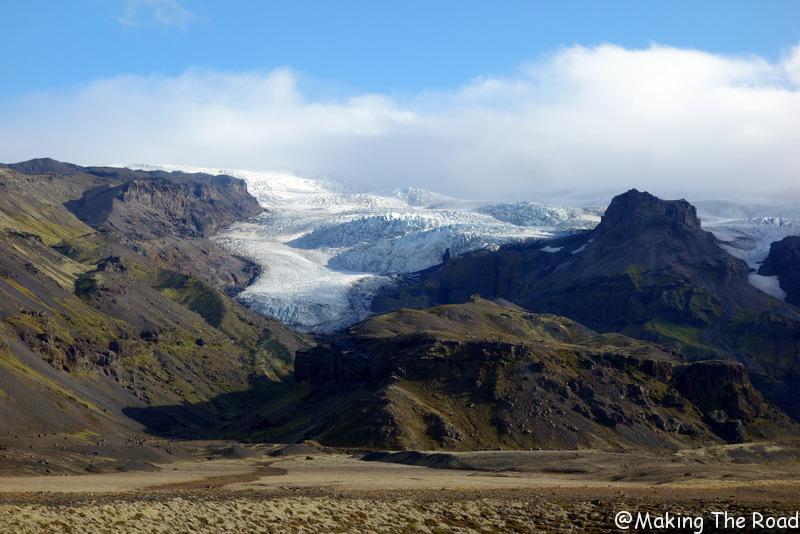 glacier sud islande