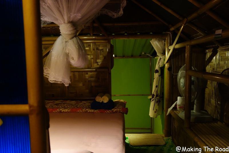 comment aller de bangkok à koh lanta cabane sur la plage