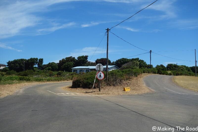 Afrique du sud houtbay garden road voir des pingouins