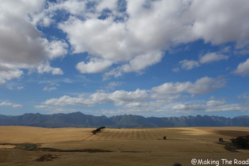 Afrique du sud houtbay garden road itinéraire 3 semaines