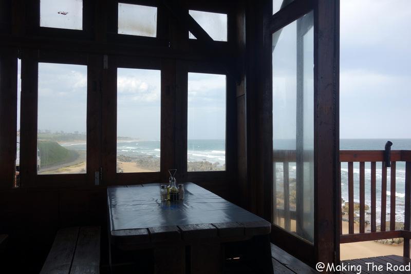 afrique du sud aliwal shoal restaurant hebergement