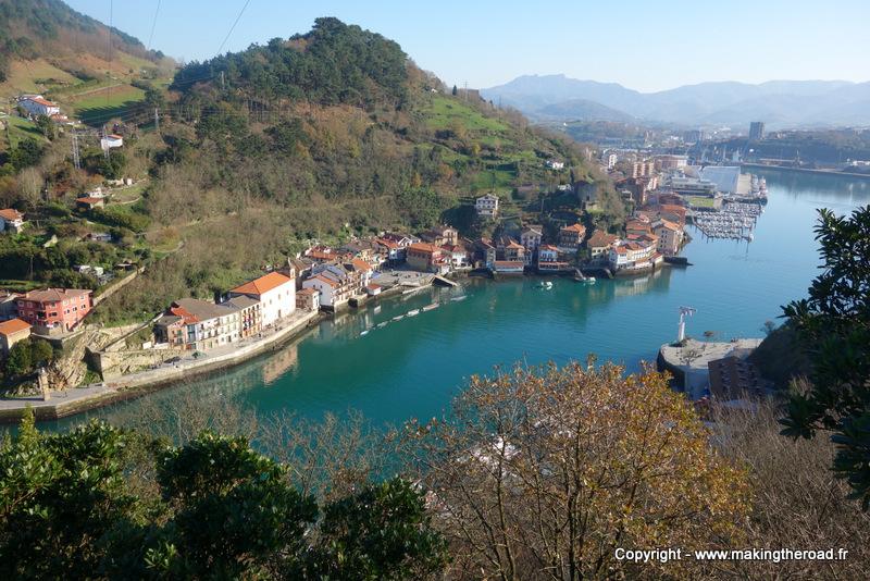 visiter cote basque espagnole village Pasaia Hondarribia