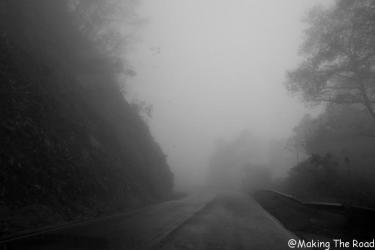 itinéraire costa rica col de muerte - conduire - route - méteo en janvier hiver
