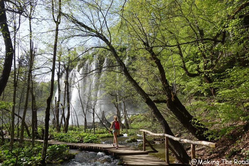 blog croatie - parc national des lacs de plitvice