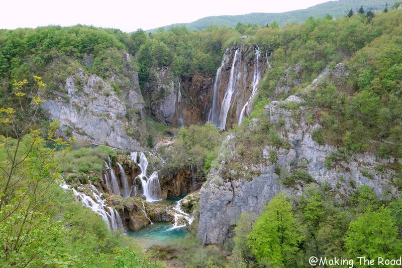 roadtrip croatie 1 semaine parc plitvice