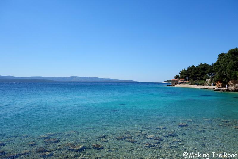decouvrir croatie ile de brac blog que faire village de bol