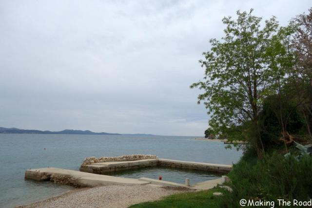 croatie zadar road trip au printemps