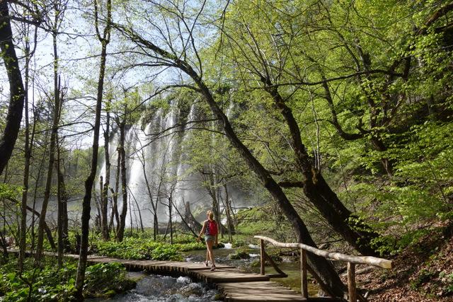 visiter plitvice lac croatie blog voyage