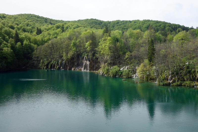 Visiter Parc National Plitvice croatie