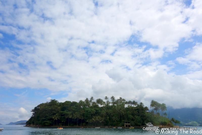 J6 Brésil – Snorkeling à Ilhabela à Ilha das Cabras