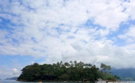 ilha das cabras ilhabela plage bresil snorkeling