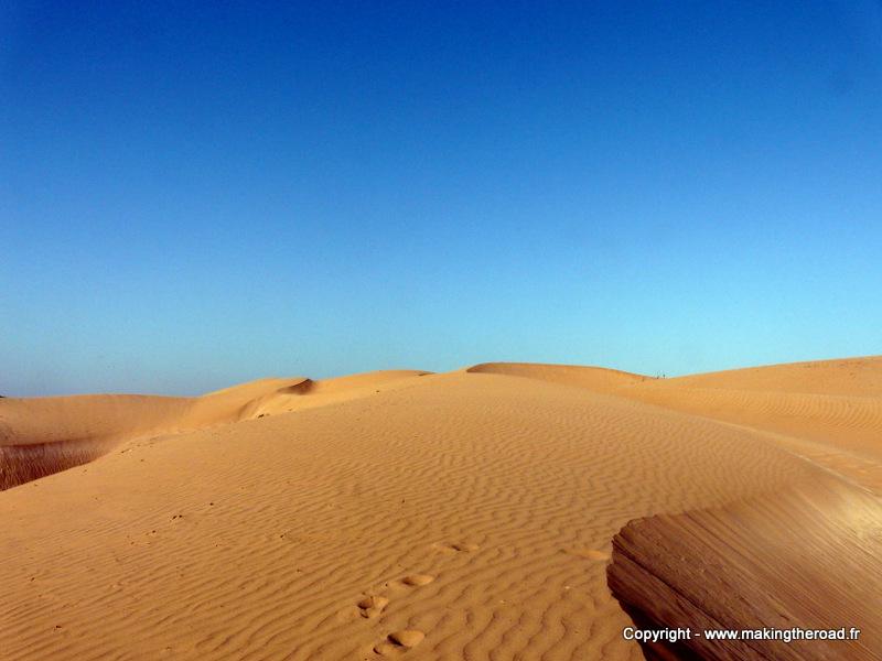 preparer son voyage sans agence desert maroc