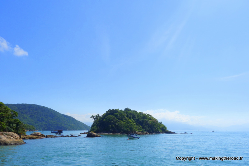 itineraire blog voyage bresil 3 semaines guide  ilha grande