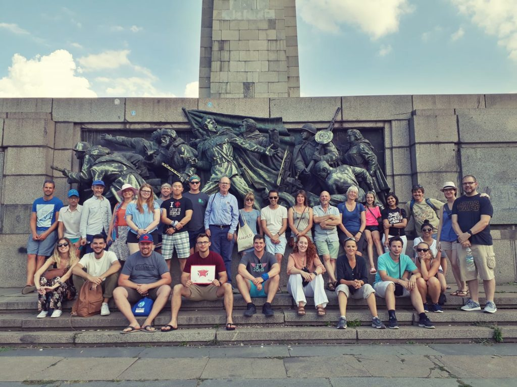association 365 - Communist tour - aout 2018