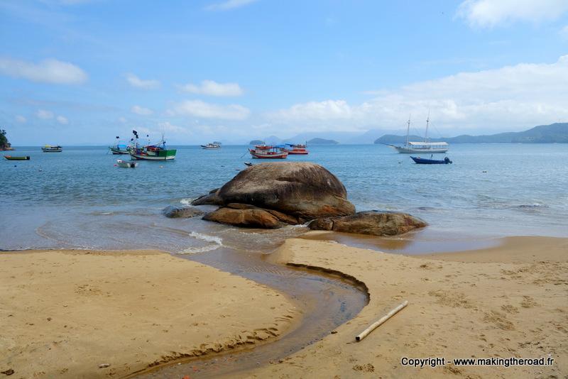 picinguaba bresil plage paraty blog voyage